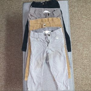 Lot of Toddler Boys Pants Size 2T